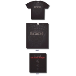 Tool Fade to Black T-shirt
