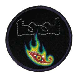Tool Round Eye Patch