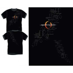 A Perfect Circle Shoulder Logo T-shirt
